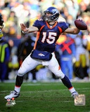 Tim Tebow 2011 AFC Wild Card Playoff Game Action Photo