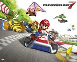 Nintendo- Mariokart 7 Prints
