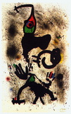 Untitled Collectable Print by Joan Miró