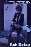 Bob Dylan - Mr. Tambourine Man Prints