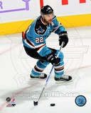 Dan Boyle 2011-12 Action Photo