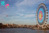 On Target - 2012 London Olympics Posters
