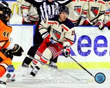 Brad Richards 2012 NHL Winter Classic Action Photo