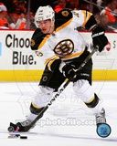 David Krejci 2011-12 Action Photo