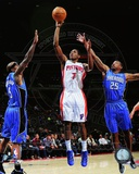 Brandon Knight 2011-12 Action Photo