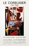 Galerie Zlotowski Art by  Le Corbusier