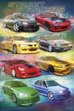 Max Power-Street Racers Pósters