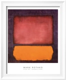 Rothko - Untitled 1962 Posters by Mark Rothko