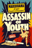 Assassin of Youth Posters