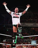 CM Punk 2011 Action Photo
