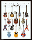 Guitar Heaven Posters