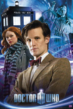 Doctor Who - Doctor and Amy Photo