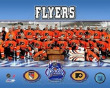 The Philadelphia Flyers 2012 NHL Winter Classic Team Photo Photo