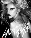 Lady Gaga-Born Poster