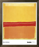 Number 5 Print by Mark Rothko