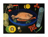 Around The Fish Prints by Paul Klee
