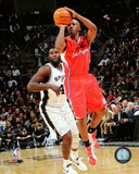 Chauncey Billups 2011-12 Action Photo