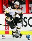 Milan Lucic 2011-12 Action Photographie