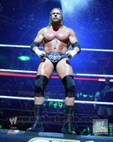 Triple H 2011 Action Photo