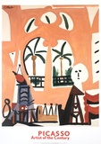 L'Atelier Poster par Pablo Picasso
