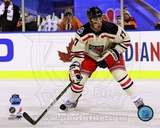 Brandon Dubinsky 2012 NHL Winter Classic Action Photo