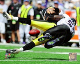 Terrell Suggs 2011 Action Photo