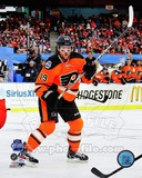 Scott Hartnell 2012 NHL Winter Classic Action Photo
