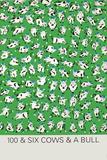 106 Cows & 1 Bull Kunstdrucke von  Vittorio