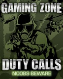 Gaming Zone - Duty Calls Prints