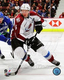 Erik Johnson 2011-12 Action Photo