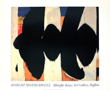 Elegy to the Spanish Republic 34 Posters by Robert Motherwell