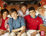 One direction - le single Poster
