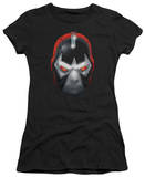 Juniors: Batman - Bane Head T-shirts