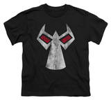 Youth: Batman - Bane Mask T-shirts