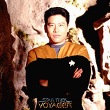 Star Trek: Voyager, Harry Kim Posters
