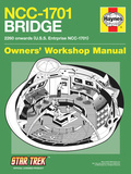 Star Trek: The Original Series, NCC-1701 Bridge Owners' Workshop Manual Prints