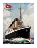 Titanic-Portrait Kunstdrucke