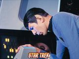 Star Trek: The Original Series, Mr. Spock Photo