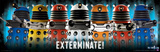 Doctor Who - Daleks Exterminate Prints