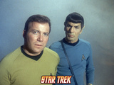 Star Trek: The Original Series, Captain Kirk and Mr. Spock Posters