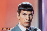 "Star Trek: The Original Series, Mr. Spock in ""Return of the Archons"" Photo"