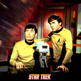 Star Trek: The Original Series, Sulu and Chekov Photo