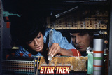 Star Trek: The Original Series, Uhura and Spock Photo