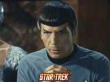 "Star Trek: The Original Series, Mr. Spock in ""Amok Time"" Photo"