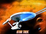 Star Trek: The Original Series, Starship Photo