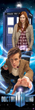 Doctor Who - Doctor and Amy Posters