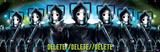 Doctor Who - Delete//Delete//Delete Posters
