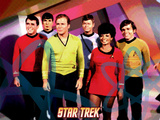 Star Trek: The Original Series Crew Photo