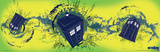 Doctor Who - Tardis Taking Off Poster