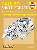 Star Trek: The Original Series, Galileo Shuttlecraft Owners' Workshop Manual Prints